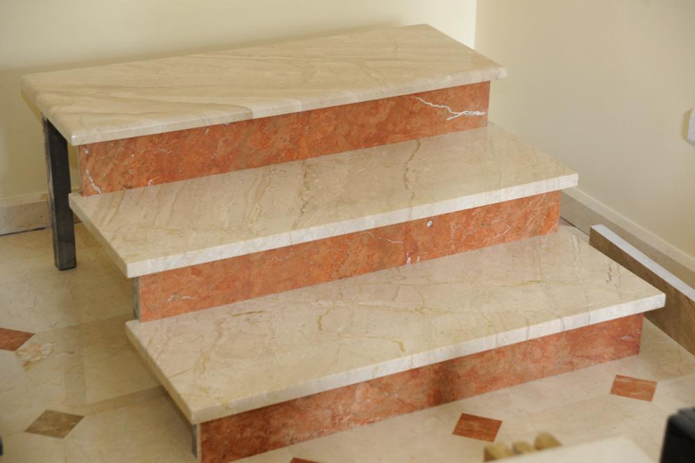 Scale componibili edil marmi srl - Scale di marmo ...